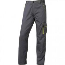 Штани робочі Delta Plus Panostyle Сіро-зелені (M6PANGRGT)