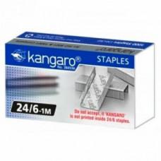 Скоби Kangaro №24/6 1000 шт. (524421)