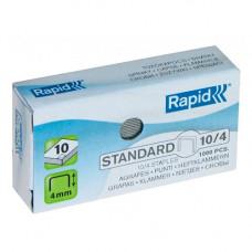 Скоби Rapid Standard №10 1000 шт. (24862900)
