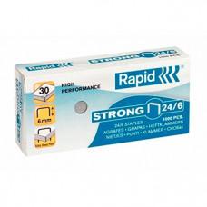 Скоби Rapid Strong №24/6 1000 шт. (24855800)