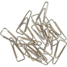 Скріпки трикутні Buromax 31 мм 100 шт Нікельовані (BM.5019)