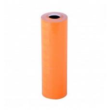 Цінники 22х12 мм N2 прямокутні Помаранчеві 1000 шт (41205)