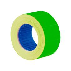 Цінники 26х16 мм A16 прямокутні Зелені 6 м (27011)