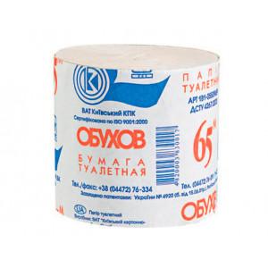 Туалетний папір Обухів 65 м (99779)