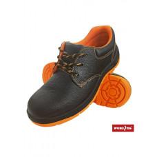 Туфлі робочі REIS BRSEMIREIS BP Чорні (220639142)