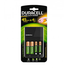 Зарядний пристрій Duracell CEF14 +2AA1300 +2AAA750 (14500)