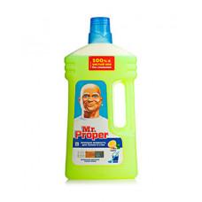 Засіб для миття підлоги Mr.Proper Лимон 1 л (644762)