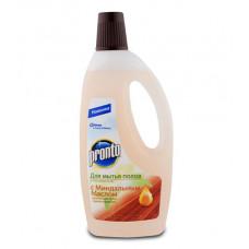 Засіб для миття підлоги Pronto з мигдалем 750 мл (05295)