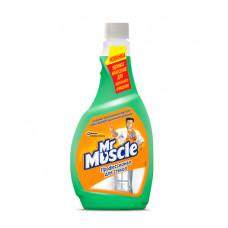 Засіб для миття скла Mr Muscle запаска 500 мл (00160)