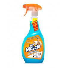 Засіб для миття скла та поверхонь Mr. Muscle 500 мл (001013)