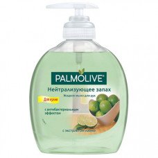 Рідке мило Palmolive антибактеріальне для нейтралізації запаху 300 мл (12280)